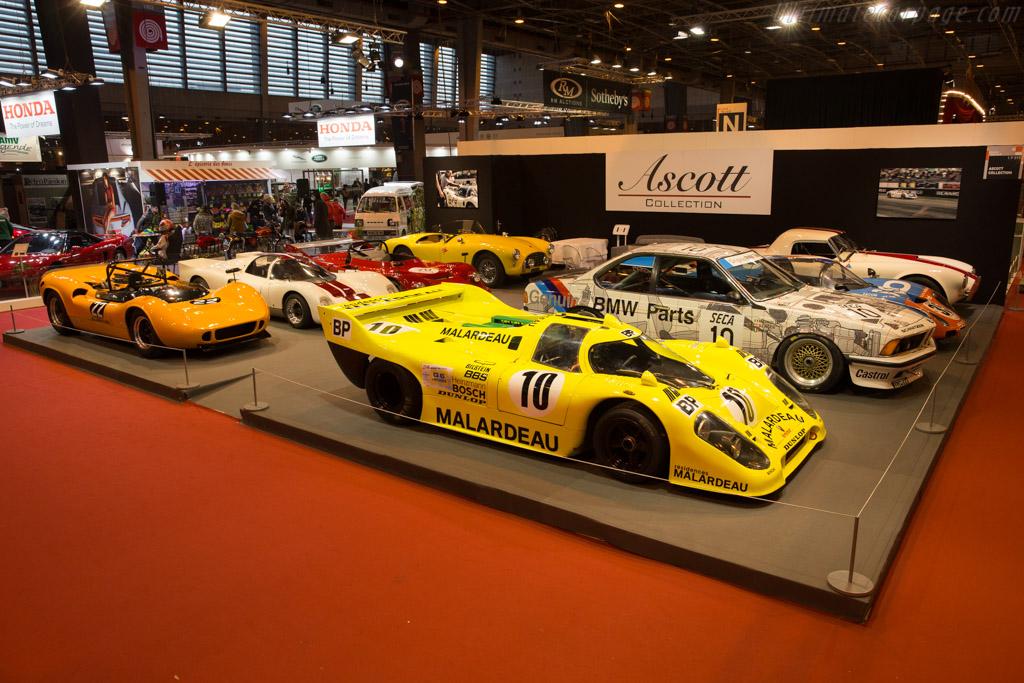 Porsche 917 K/81 - Chassis: 917-K81 - Entrant: Ascott Collection  - 2017 Retromobile