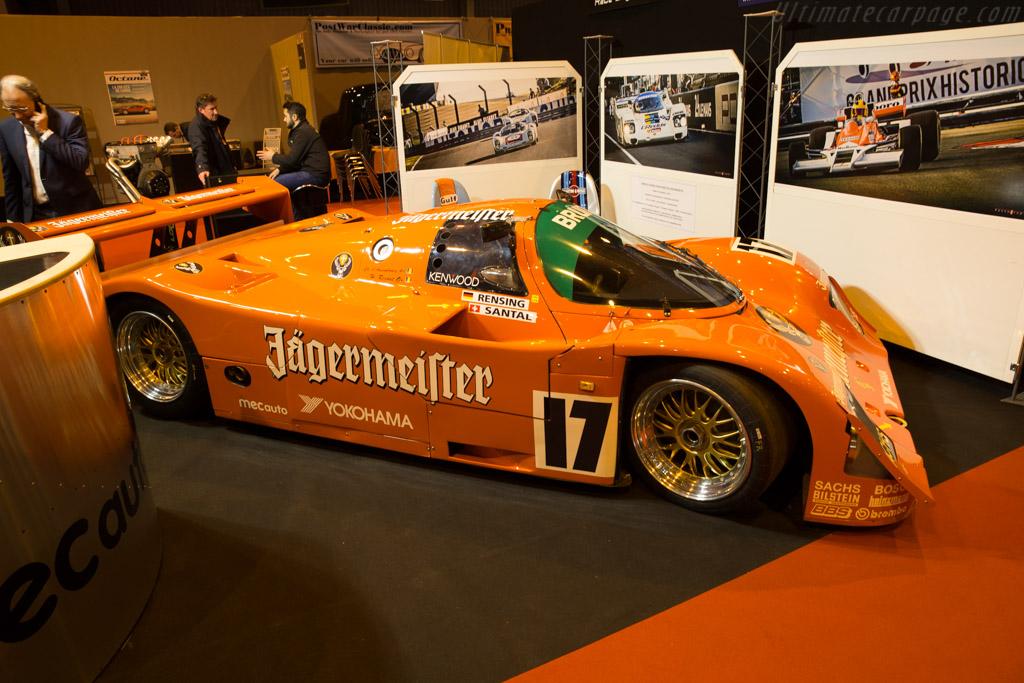 Porsche 962 - Chassis: 962-008BM   - 2017 Retromobile