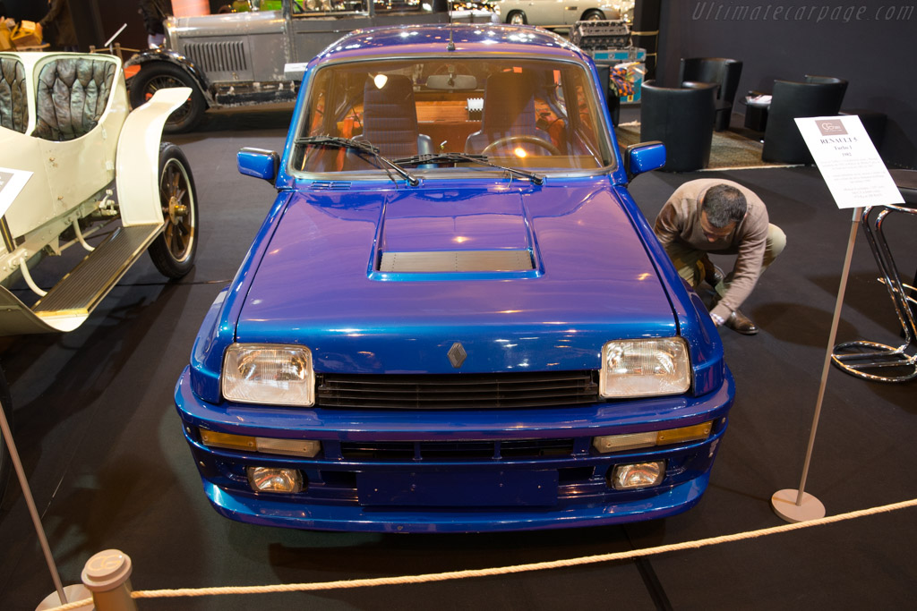 Renault 5 Turbo - Chassis: C0001534 - Entrant: Chr. Grohe  - 2017 Retromobile