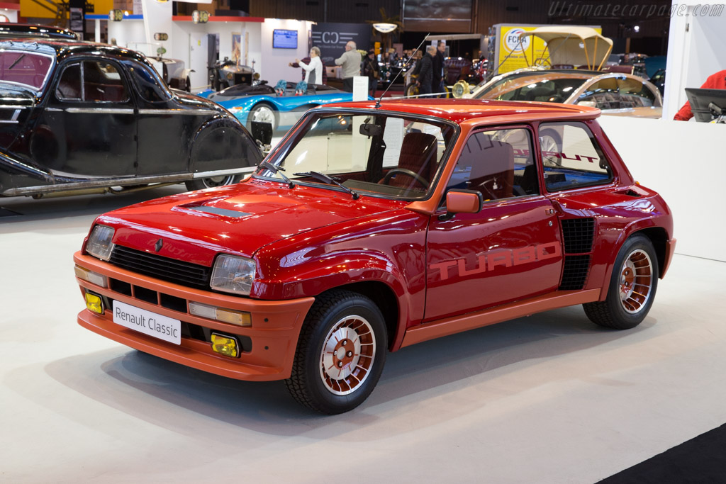 1980 1982 renault 5 turbo images specifications and information. Black Bedroom Furniture Sets. Home Design Ideas