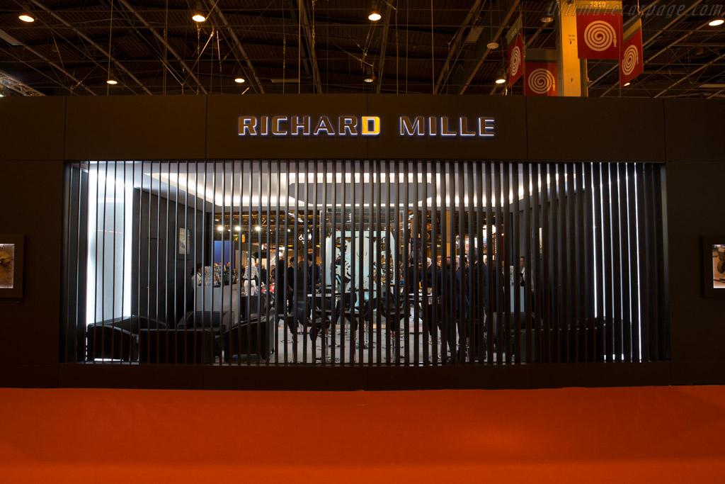 Richard Mille    - 2017 Retromobile