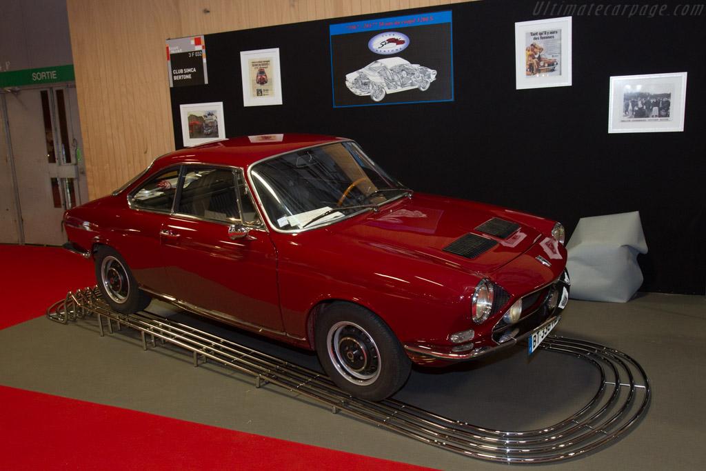 Simca 1200 S Coupe    - 2017 Retromobile
