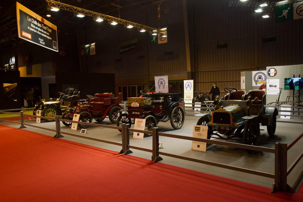 Stirling Light Car 1901    - 2017 Retromobile