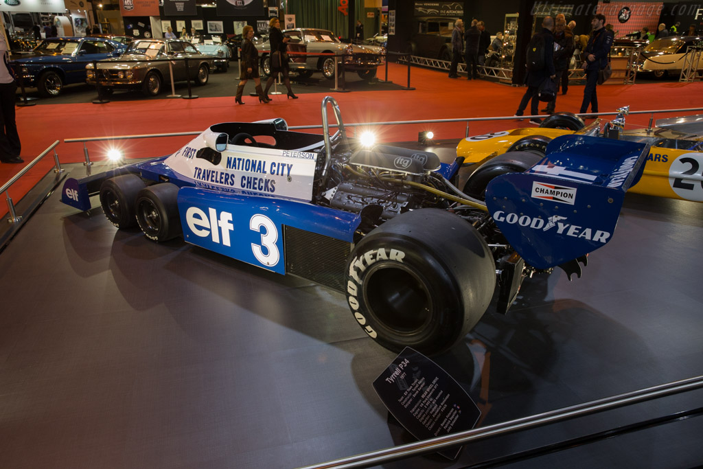Tyrrell P34 - Chassis: P34/6 - Entrant: Richard Mille  - 2017 Retromobile