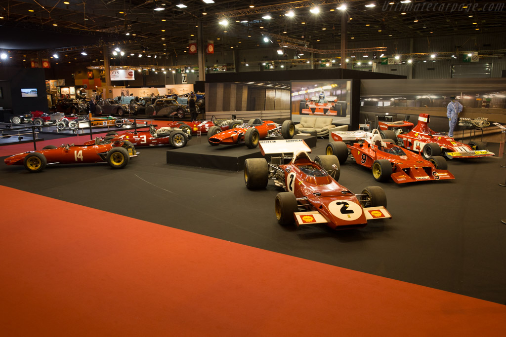 Welcome to Retromobile - Chassis: 008   - 2017 Retromobile
