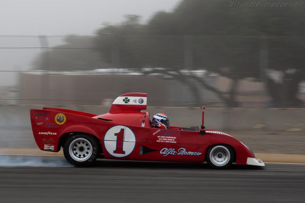Alfa Romeo 33TT12 - Chassis: AR 11512-010   - 2010 Monterey Motorsports Reunion