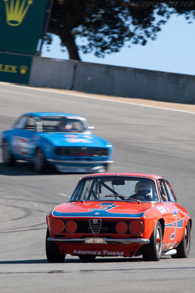 Alfa Romeo GTV    - 2010 Monterey Motorsports Reunion