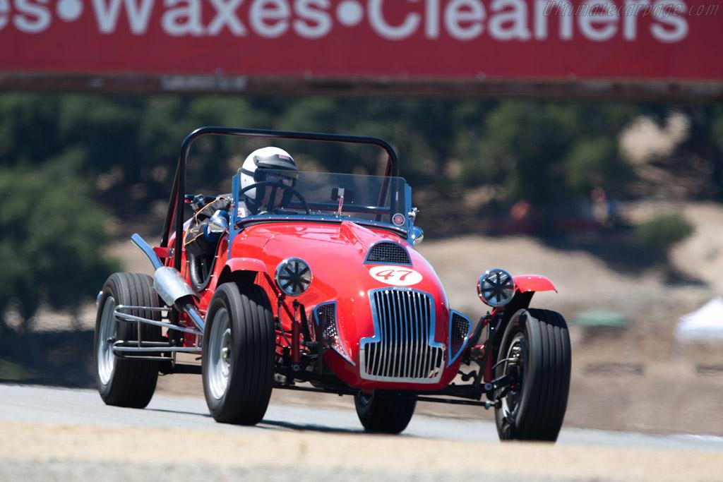 Allard LCC    - 2010 Monterey Motorsports Reunion