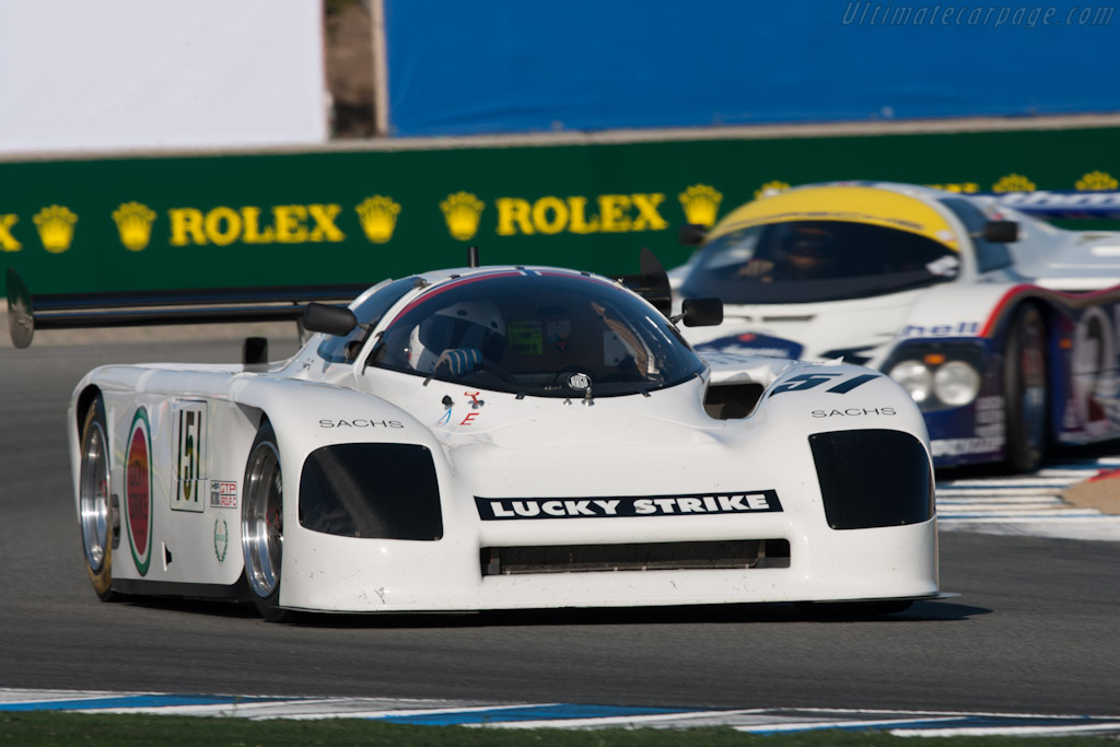 Argo JM19C Cosworth - Chassis: JM19C-121-C2   - 2010 Monterey Motorsports Reunion