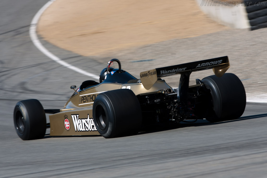 Arrows A3 - Chassis: A3-2   - 2010 Monterey Motorsports Reunion