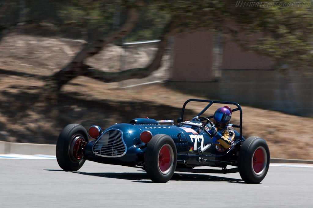 Baldwin Mercury Special    - 2010 Monterey Motorsports Reunion