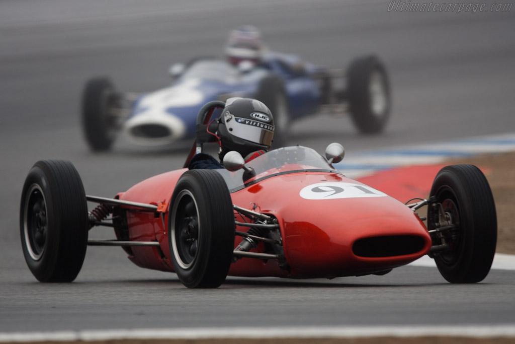 Brabham BT6 - Chassis: FJ-22-63   - 2010 Monterey Motorsports Reunion