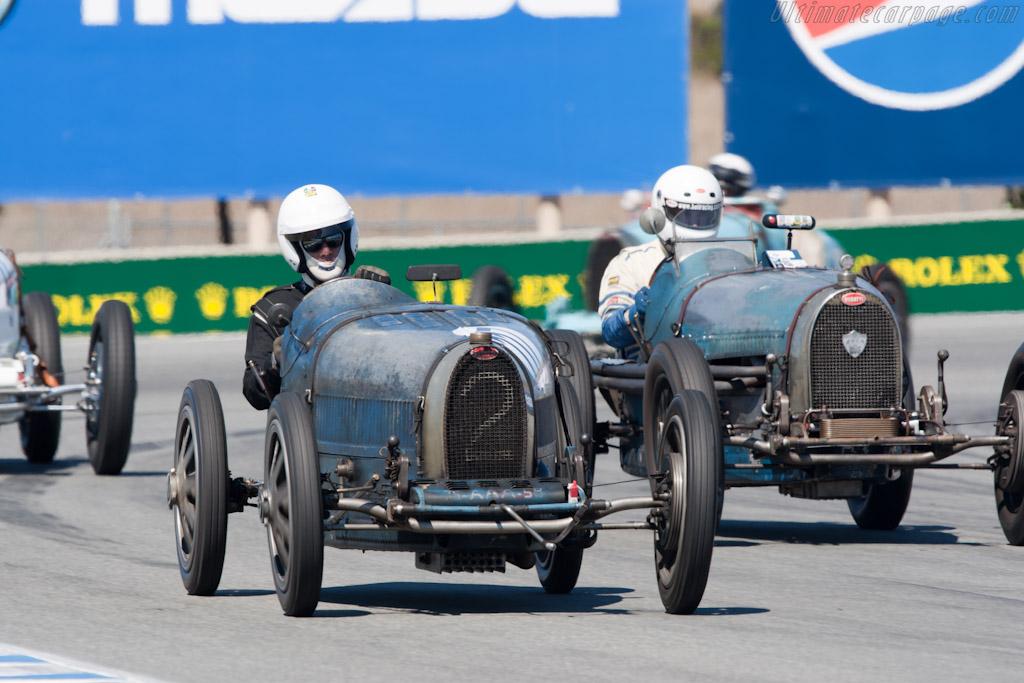 Bugatti Type 35 - Chassis: 4449   - 2010 Monterey Motorsports Reunion