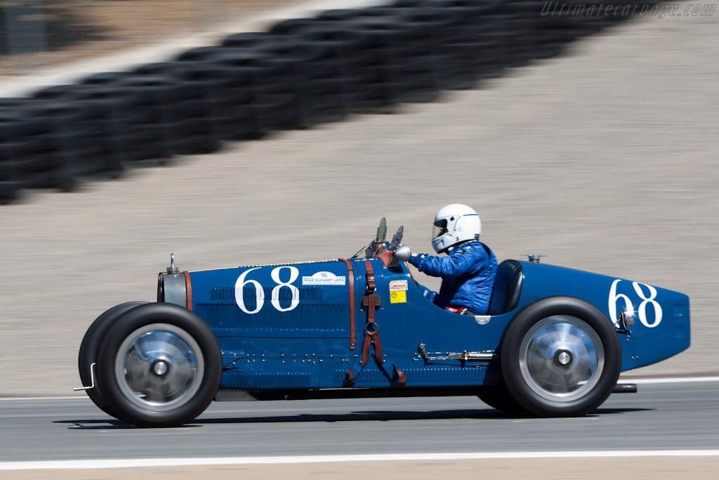Bugatti Type 35A    - 2010 Monterey Motorsports Reunion
