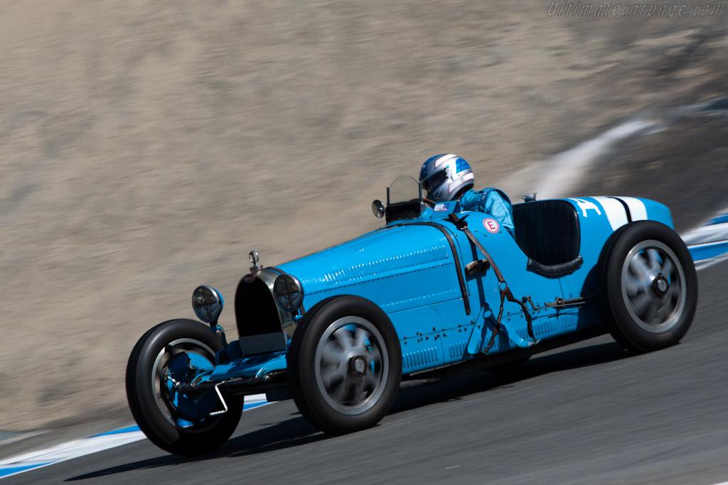 Bugatti Type 35B    - 2010 Monterey Motorsports Reunion