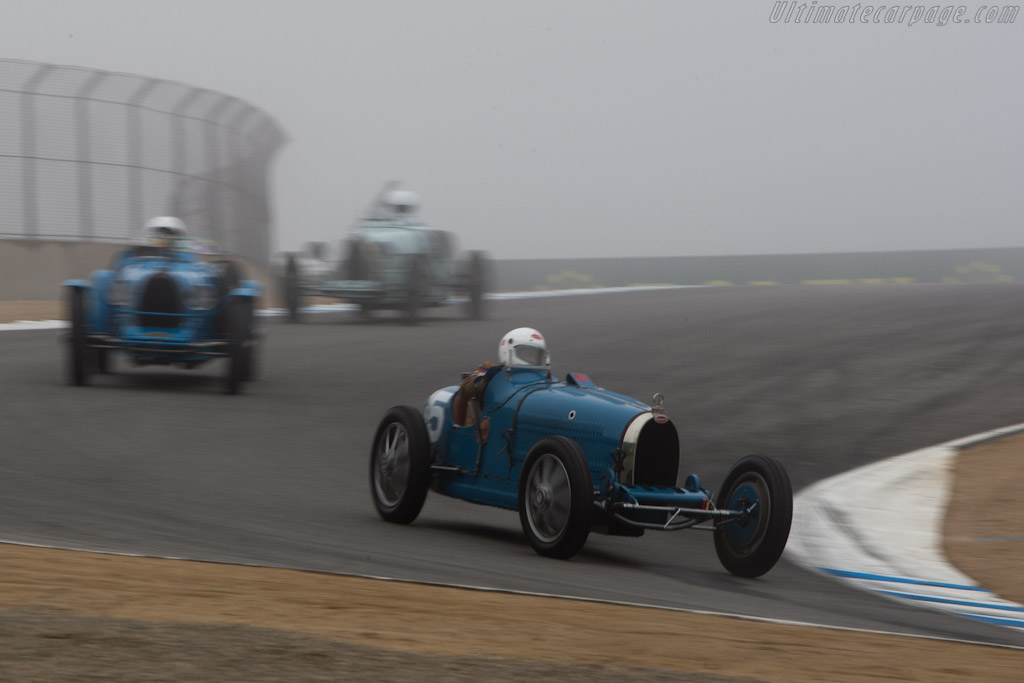 Bugatti Type 35C    - 2010 Monterey Motorsports Reunion