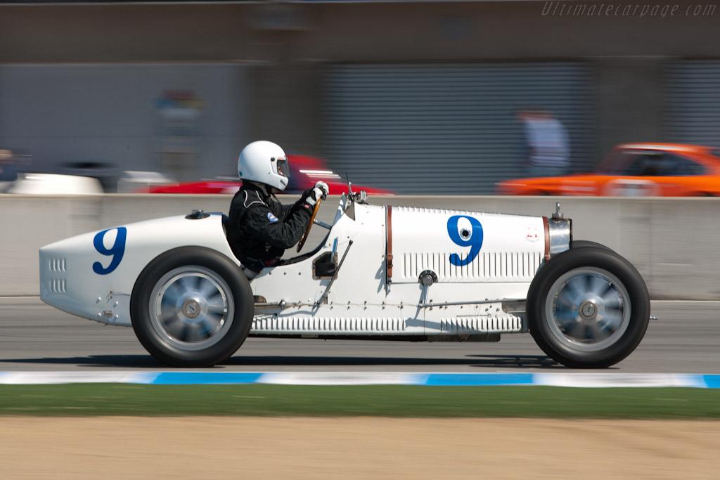 Bugatti Type 37A - Chassis: 37265  - 2010 Monterey Motorsports Reunion