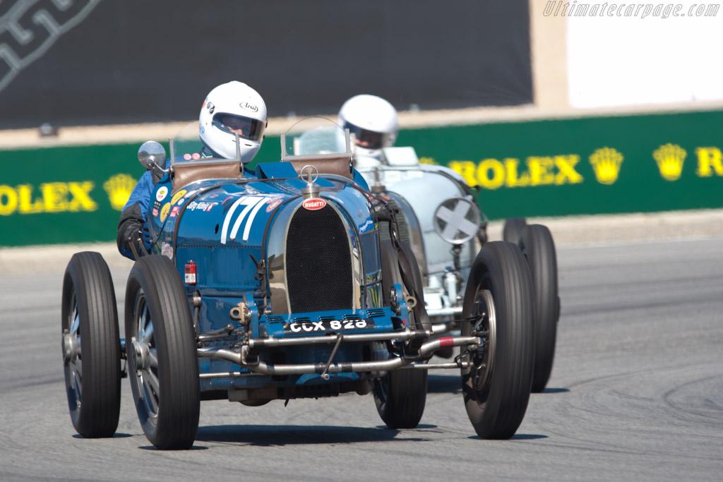 Bugatti Type 37A    - 2010 Monterey Motorsports Reunion