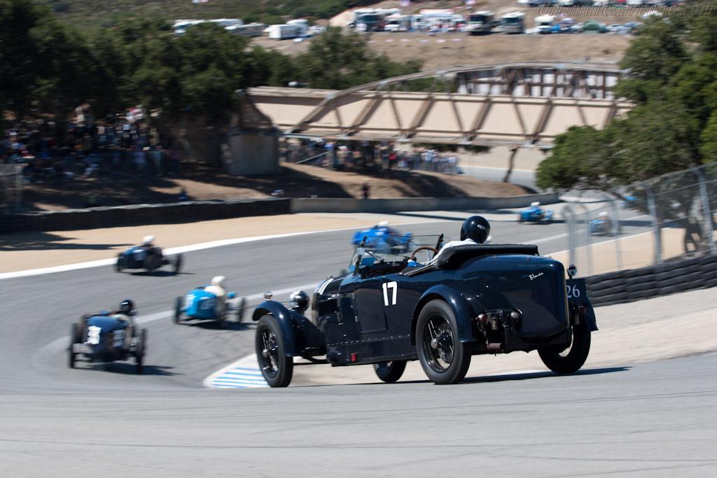 Bugatti Type 44    - 2010 Monterey Motorsports Reunion