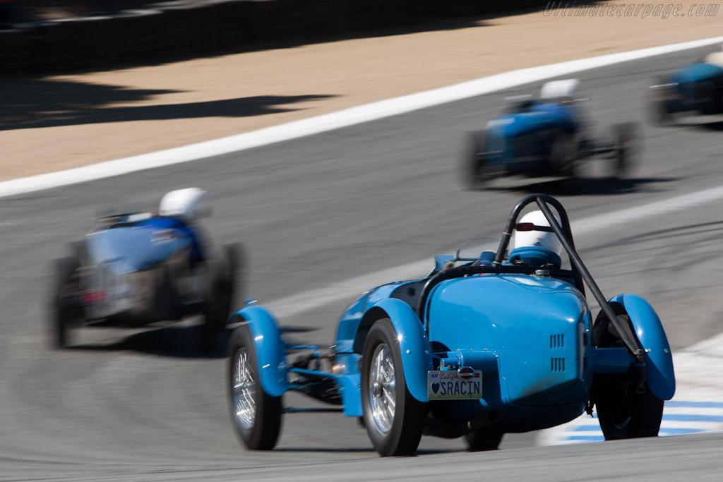 Bugatti Type 57    - 2010 Monterey Motorsports Reunion