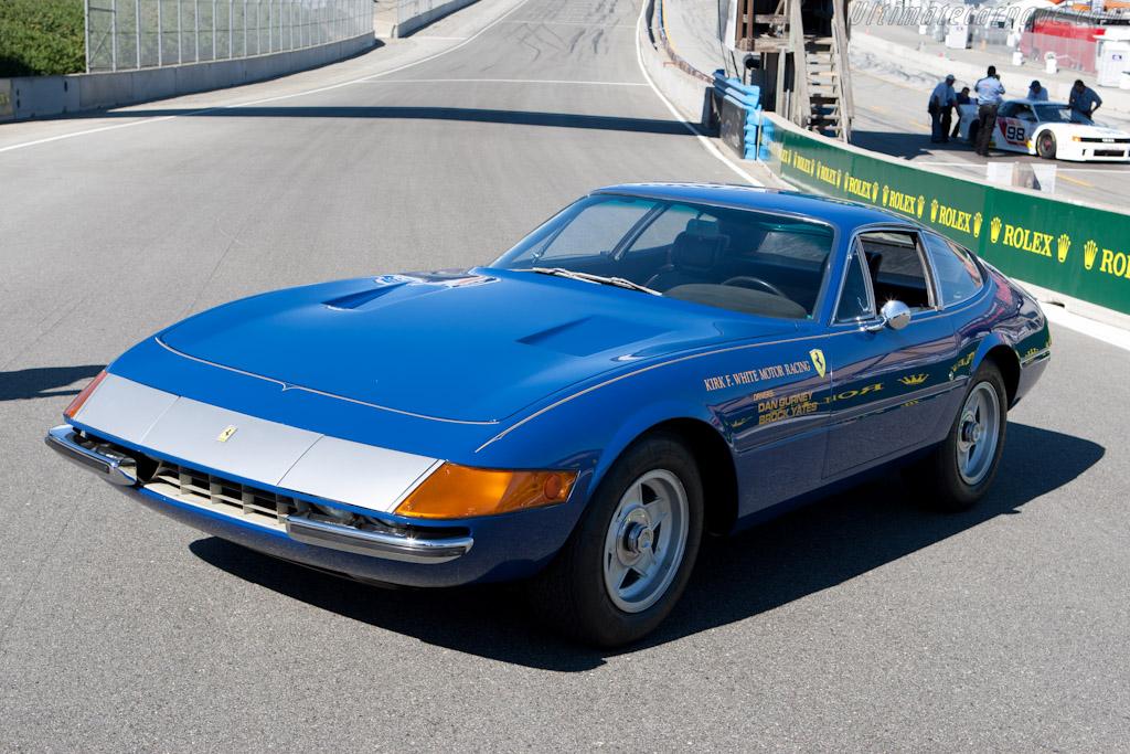 Cannonball Run Ferrari Daytona - Chassis: 14271   - 2010 Monterey Motorsports Reunion