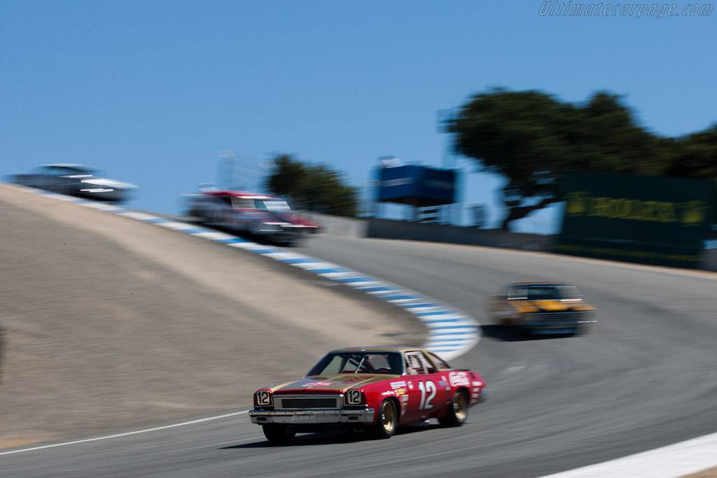 Chevrolet Chevelle    - 2010 Monterey Motorsports Reunion