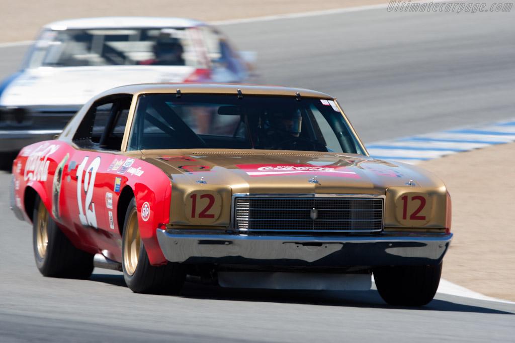 Chevrolet Monte Carlo    - 2010 Monterey Motorsports Reunion