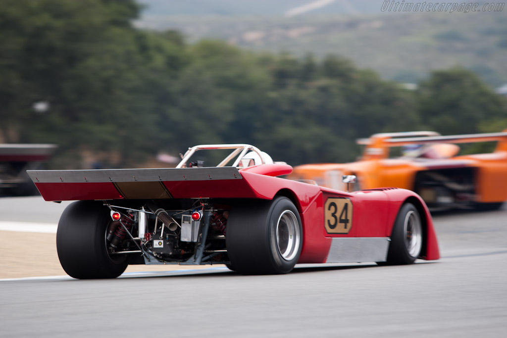 Chevron B19 - Chassis: B19-71-28   - 2010 Monterey Motorsports Reunion