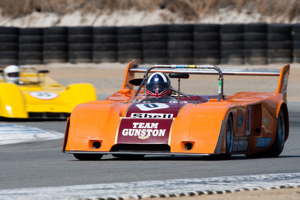 Chevron B26 - Chassis: B26-74-02   - 2010 Monterey Motorsports Reunion