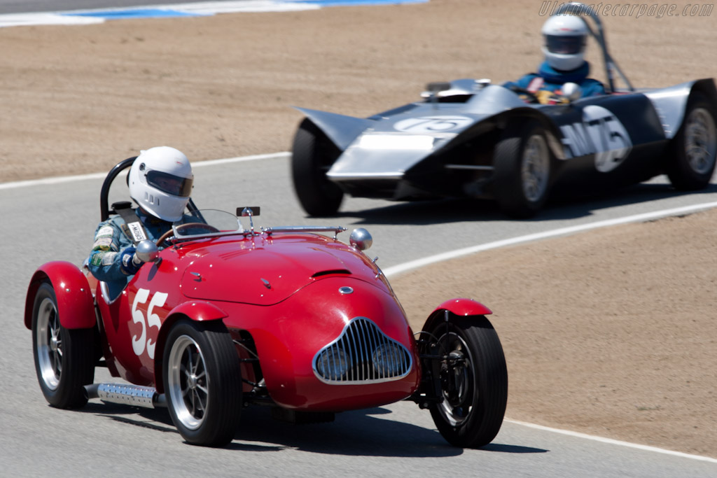 Cooper T10 MG    - 2010 Monterey Motorsports Reunion