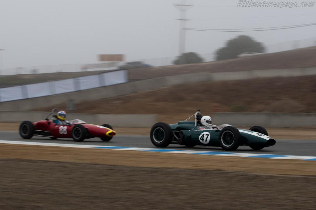 Cooper T62    - 2010 Monterey Motorsports Reunion