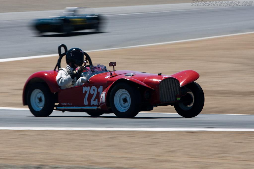 Crosley Special H-Mod    - 2010 Monterey Motorsports Reunion