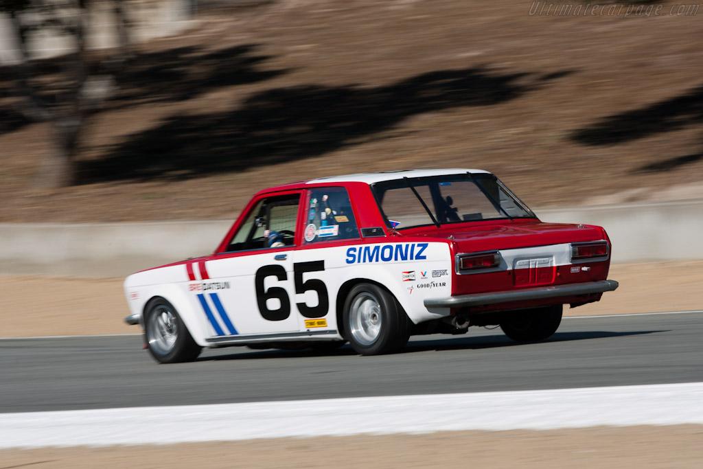 Datsun 510    - 2010 Monterey Motorsports Reunion