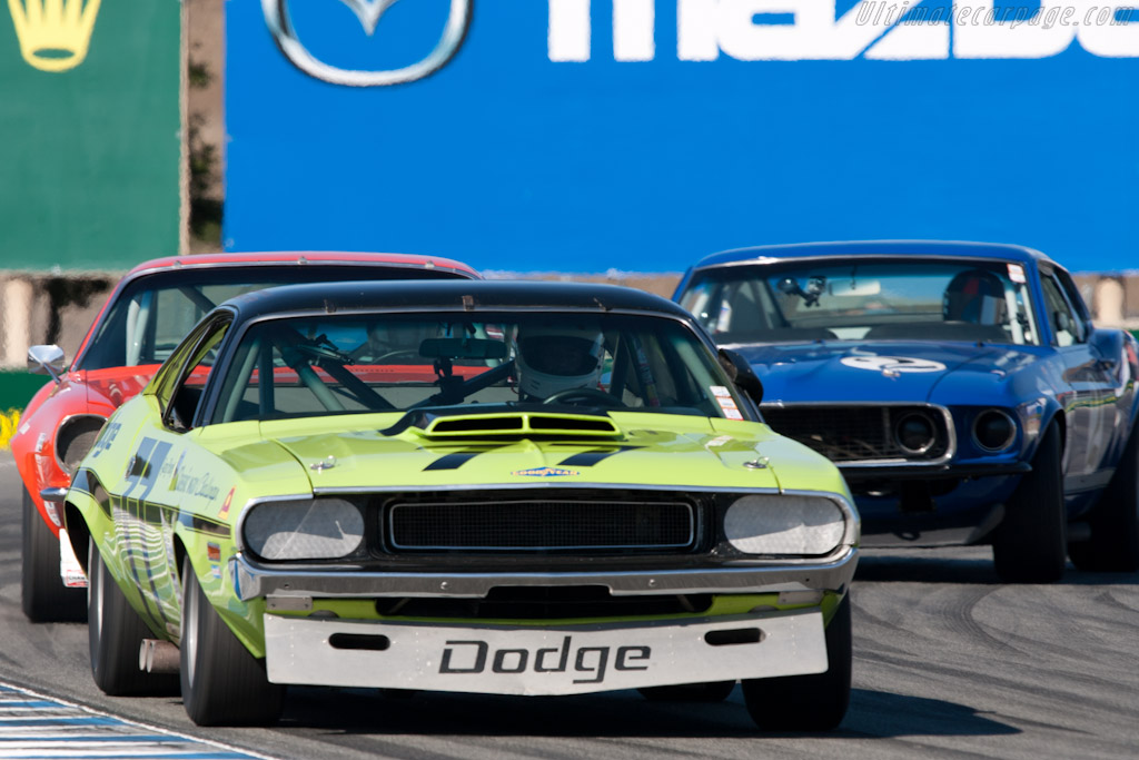 Dodge Challenger    - 2010 Monterey Motorsports Reunion