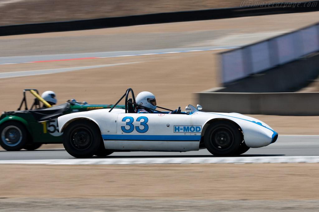 Dolphin H-Mod    - 2010 Monterey Motorsports Reunion