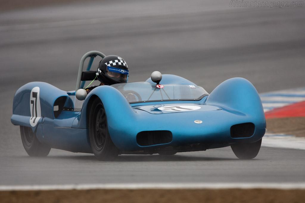 Elva Mk6    - 2010 Monterey Motorsports Reunion