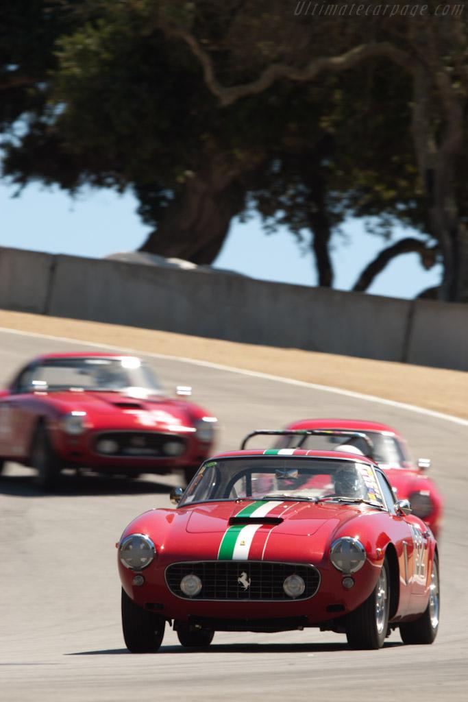 Ferrari 250 GT SWB - Chassis: 2095GT   - 2010 Monterey Motorsports Reunion