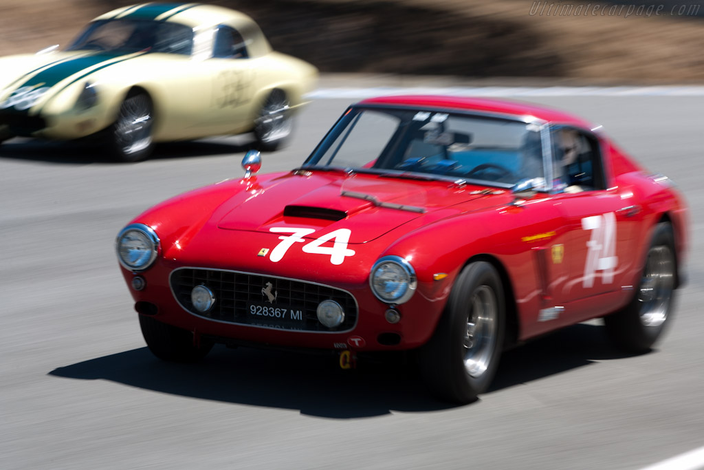 Ferrari 250 GT SWB SEFAC Hot Rod - Chassis: 2701GT   - 2010 Monterey Motorsports Reunion