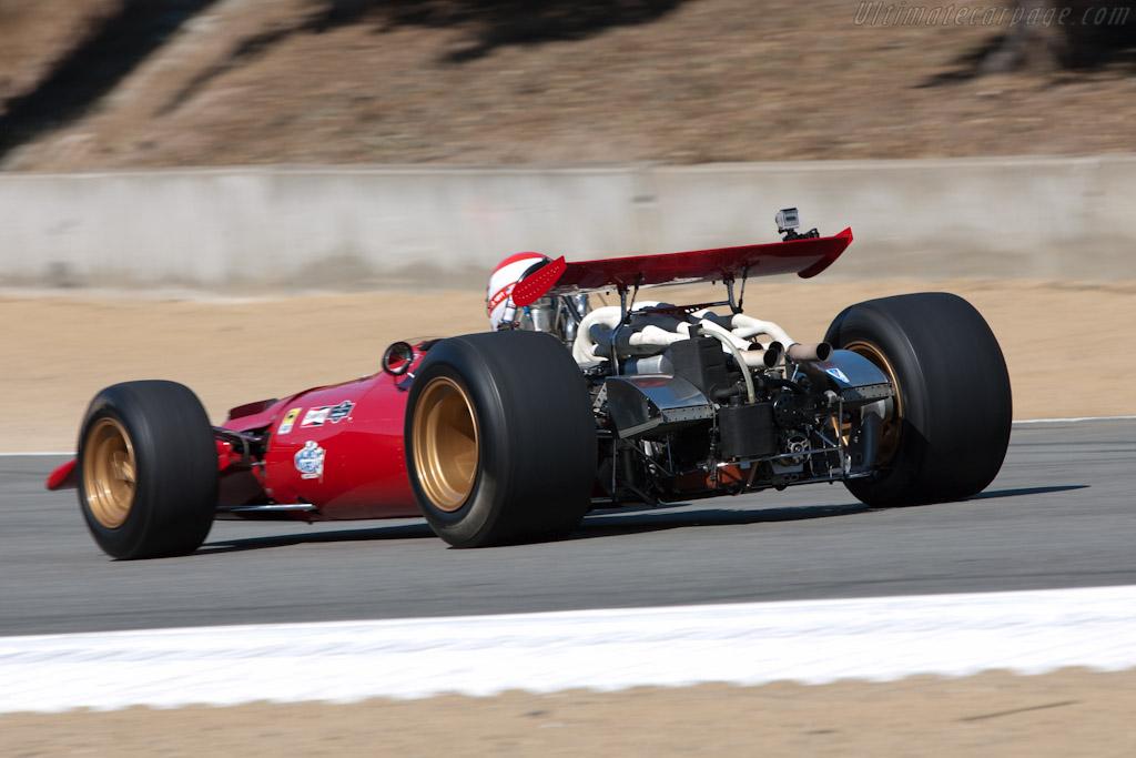 Ferrari 312 F1 - Chassis: 0017   - 2010 Monterey Motorsports Reunion