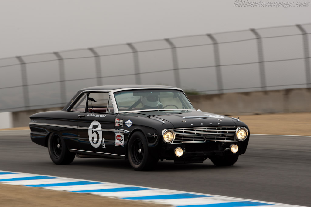 Ford Falcon Sprint    - 2010 Monterey Motorsports Reunion