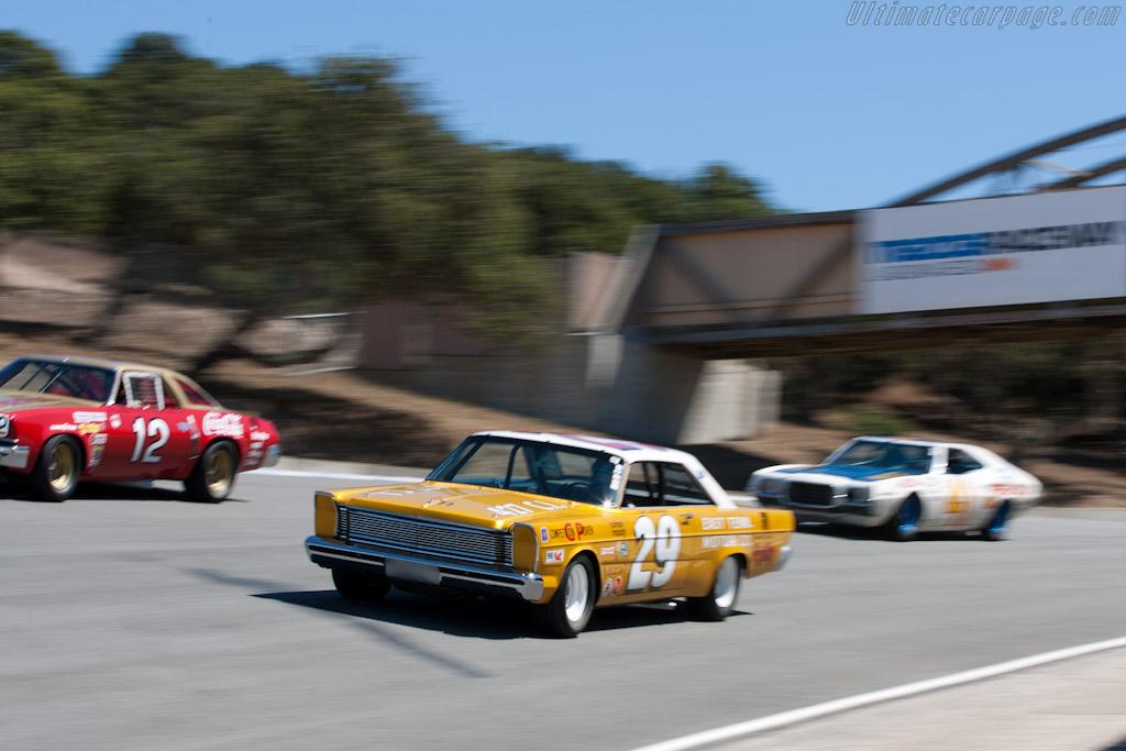 Ford Galaxie    - 2010 Monterey Motorsports Reunion