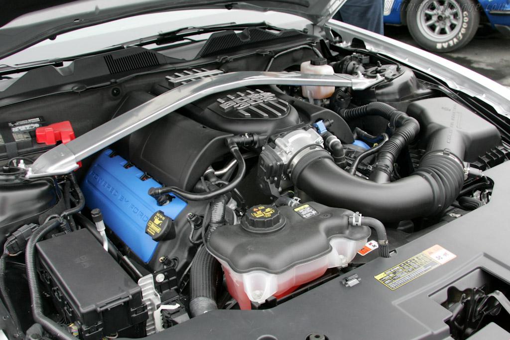 Ford Mustang Boss 302    - 2010 Monterey Motorsports Reunion