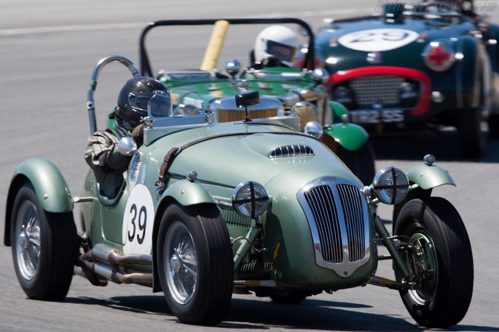 Frazer-Nash Le Mans Replica    - 2010 Monterey Motorsports Reunion