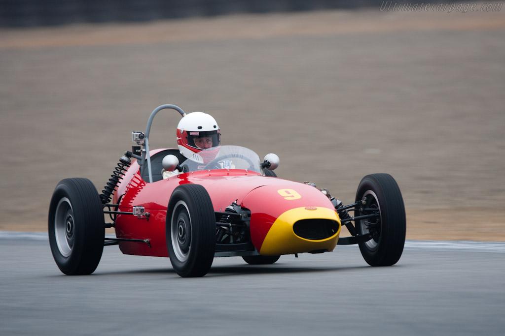 Huffaker Formula Jnr   - 2010 Monterey Motorsports Reunion
