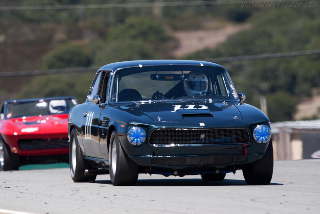 Iso Rivolta    - 2010 Monterey Motorsports Reunion