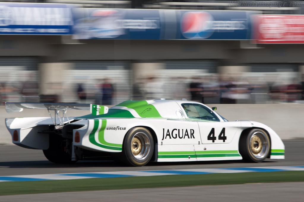 Jaguar XJR-5 - Chassis: XJR-5/010   - 2010 Monterey Motorsports Reunion