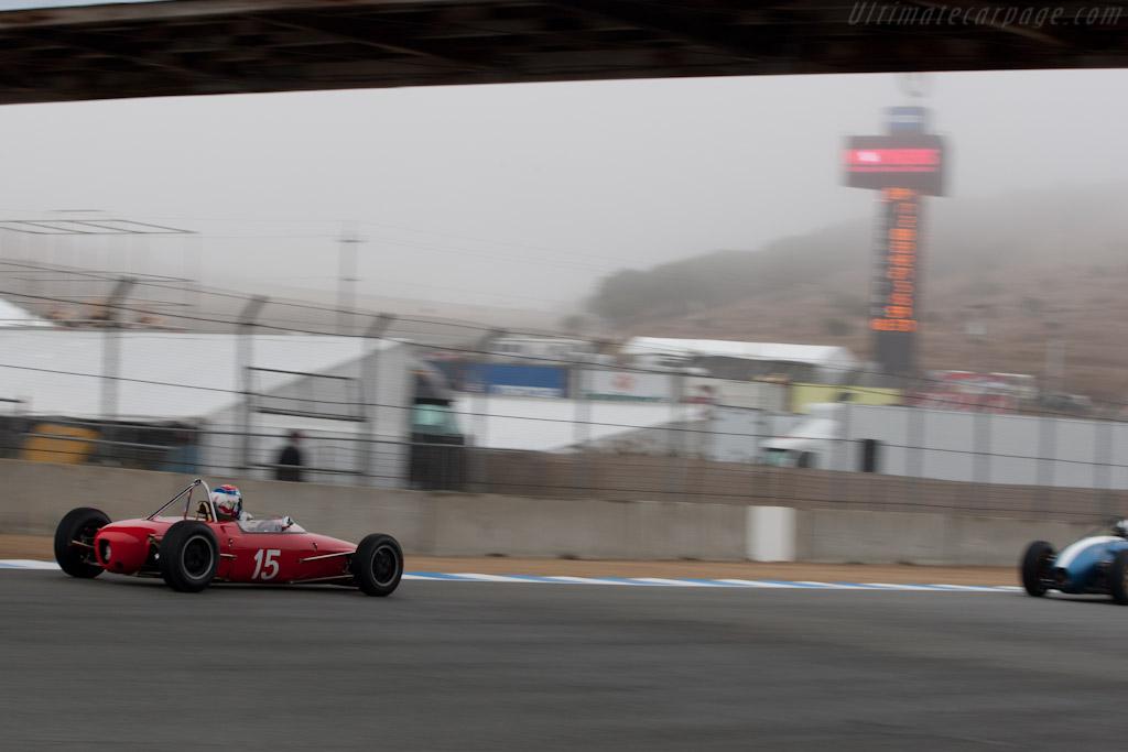 Lola Mk5    - 2010 Monterey Motorsports Reunion