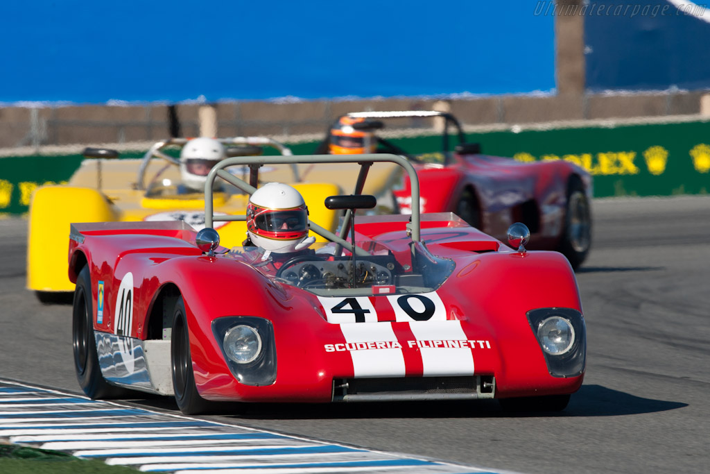 Lola T212 - Chassis: HU23   - 2010 Monterey Motorsports Reunion