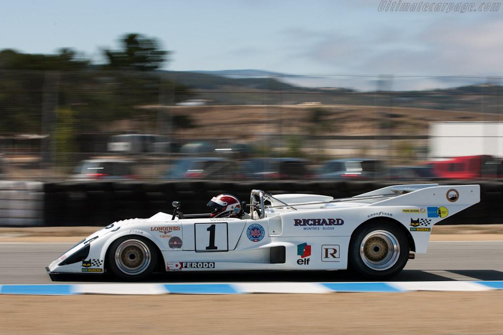 Lola T286 - Chassis: HU7   - 2010 Monterey Motorsports Reunion