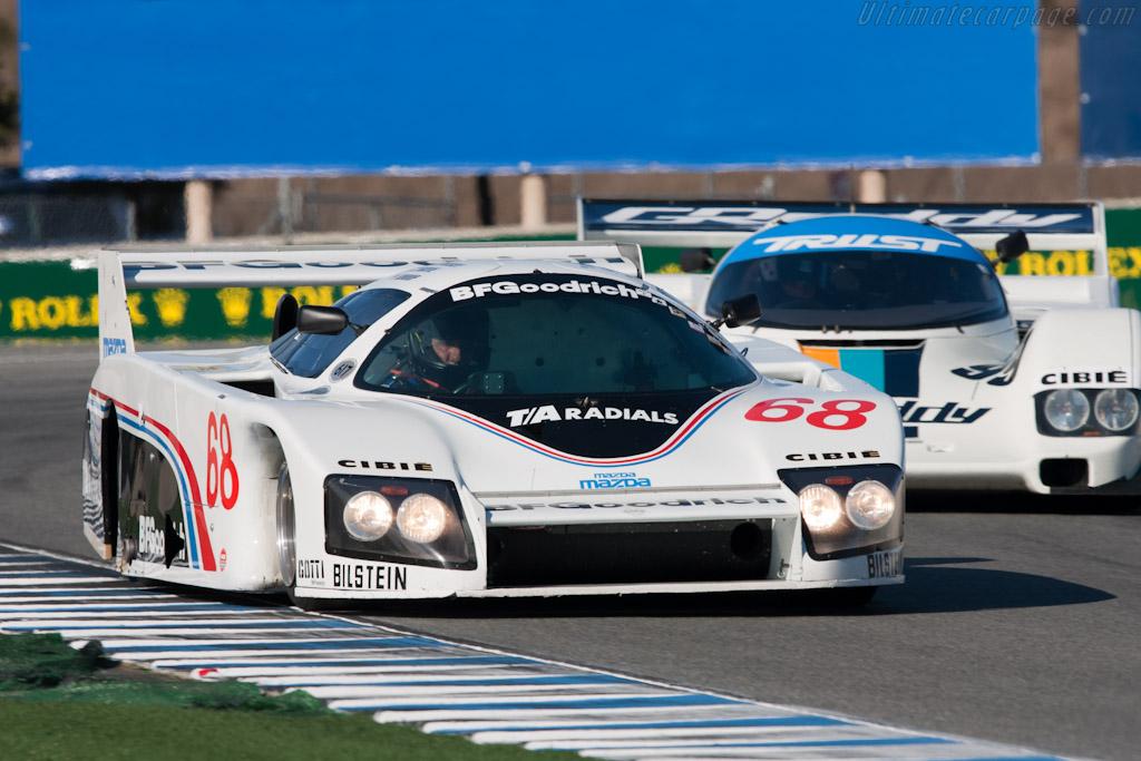 Lola T616 Mazda - Chassis: HU02   - 2010 Monterey Motorsports Reunion